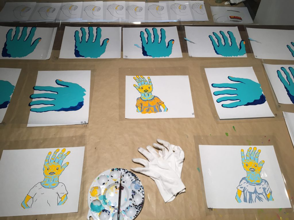 drying cels